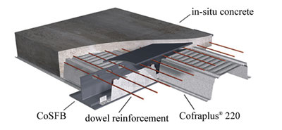 ArcelorMittal awarded for innovative concrete dowel technology
