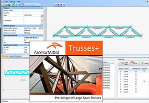 Software TRUSSES+ version 1.0